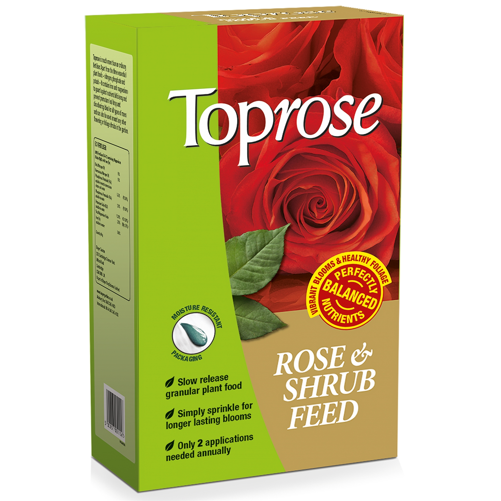 See more information about the Toprose 4kg
