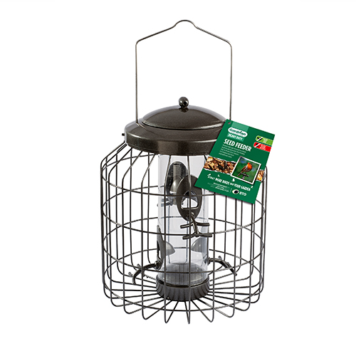 See more information about the Heavy Duty Squirrel Proof Seed Feeder