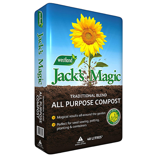 See more information about the Jack's Magic All Purpose Compost  60L