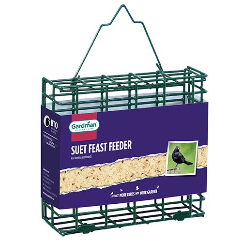 See more information about the Suet Feast Feeder
