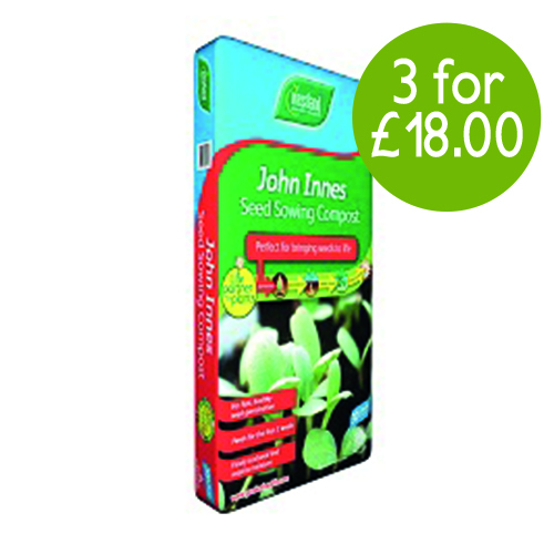 See more information about the John Innes Seed Sowing Compost  35L