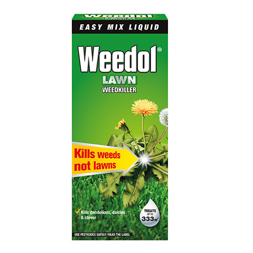 See more information about the Weedol® Lawn Weedkiller Liquid Concentrate 500ml