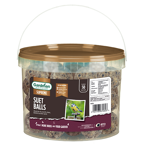 See more information about the Supreme Suet Balls 50 Tub