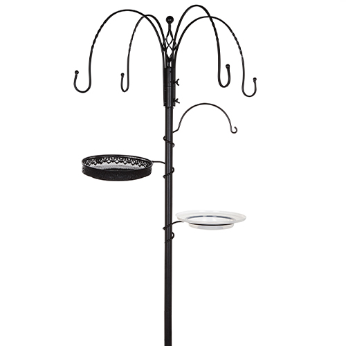 See more information about the Decorative Feeding Station