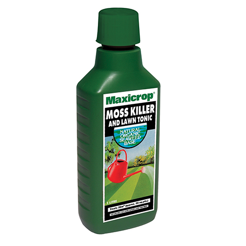 See more information about the Maxicrop Mosskiller & Lawn Tonic 1L