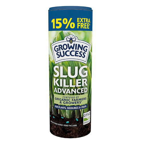 See more information about the Growing Success Slug Killer 575g