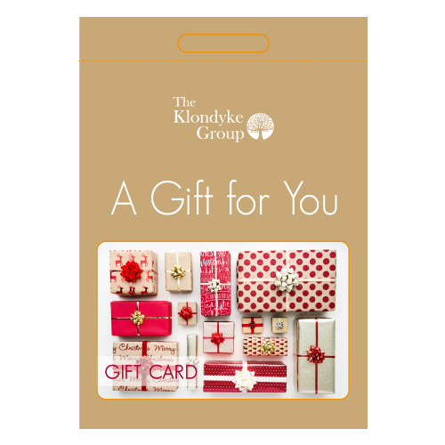 Christmas Gift Card - Presents